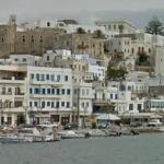 Harbor View of Naxos