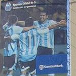 Argentina soccer team (StreetView)