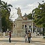 Parque José Martí - park in Plaza de Armas
