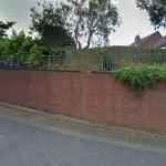 Dog hanged near Kates Hill Primary School in Dudley
