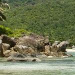 Seychelles island scenery