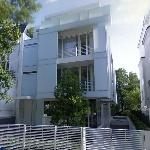 'Rickmers House' by Richard Meier