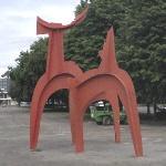 'Hellebardier' by Alexander Calder