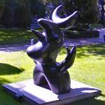 'Oiseau Lunaire' by Joan Miro