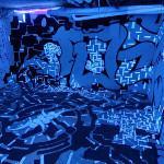 Street art by Legz/Lek & Sowat
