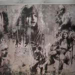 Street art by Guy Denning