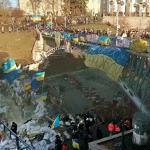 Protest in Kiev