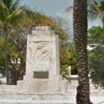 1935 Labor Day hurricane Memorial (StreetView)