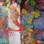 Street art by Alexone