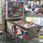 1977 Bally Bobby Orr Power Play pinball machine