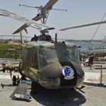 """UH-1 Iroquois """"Huey"""" Gunship"""
