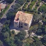 Auguste Renoir's final Home (Google Maps)