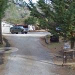 Shane Miller Murder Site