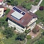 Ernst Bloch's House (former)