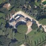Valentino Garavani's house