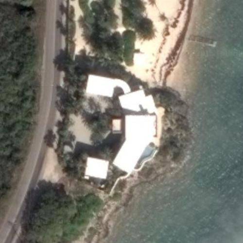 Mark Cuban's House In East End, Cayman Islands (Google