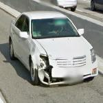 Damaged Car (StreetView)