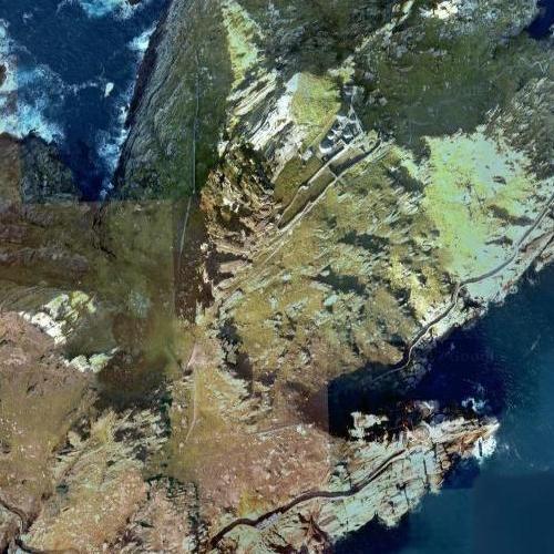 skellig michael in great skellig  ireland  google maps