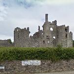 Coity Castle (StreetView)