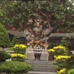 The Venerable Thích Quảng Đức Monument