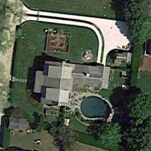 Bill Belichick's House (Google Maps)
