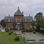 Former Rønne Havn Railway Station