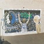Dirk Nowitzki mural