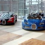 Bugatti Veyron EB 16.4 & Bugatti Veyron 16.4 Grand Sport