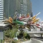'Big Edge' by Nancy Rubins (StreetView)