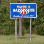 Welcome to Mississippi...