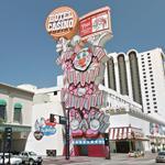 'Circus Circus Reno Hotel & Casino' sign
