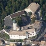Aubonne's Castle (Google Maps)