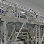 Space Station Multi-Purpose Logistics Module (MPLM)
