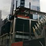 Three World Trade Center under construction