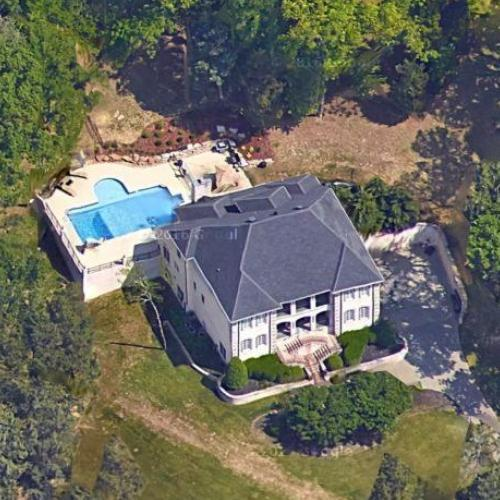 Colleges In Memphis Tn >> Michael Oher's House in Brentwood, TN - Virtual Globetrotting