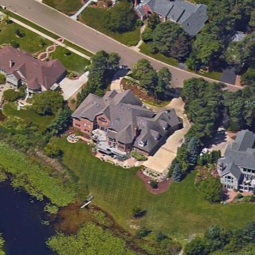 Tom Izzos House In East Lansing MI Google Maps 3