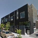 'Creighton St Townhouses' by MLS Architects