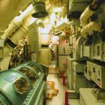 Submarine USS Blueback (SS-581)