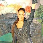 Alicia Keys wax figure (StreetView)