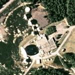 Inmarsat Earth Station, Lake Cowichan