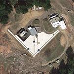Santa Cruz Mountains - Military Installation: More Antennas