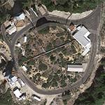 Santa Cruz Mountains - Military Installation: Rocket Engine Test Towers