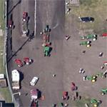 Tractor pull at the Iowa State Fair (Google Maps)