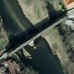 Wunschendorf Covered Bridge (Google Maps)