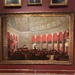 'The House of Representatives' by Samuel Finley Breese Morse