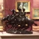 'Off the Range (Coming through the Rye)' by Frederic Remington