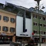 'HYPO Tirol Bank' by Raimund Abraham