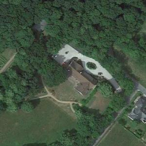 johanna quandt 39 s house deceased in bad homburg germany. Black Bedroom Furniture Sets. Home Design Ideas