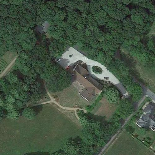 johanna quandt 39 s house deceased in bad homburg germany google maps virtual globetrotting. Black Bedroom Furniture Sets. Home Design Ideas