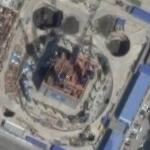 CTF Tianjin Tower under construction (Google Maps)